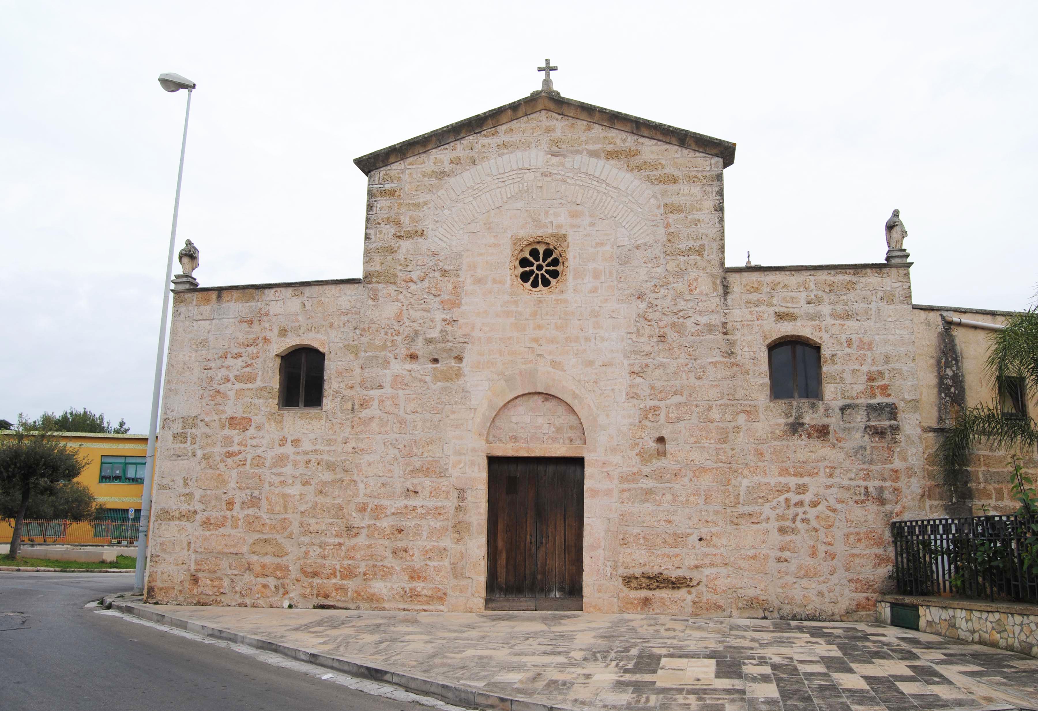 Chiesa di s maria della croce for Cartapesta leccese tecnica